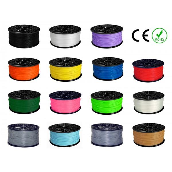 Filament abs imprimante 3d au m tre filament imprimante 3d - Filament imprimante 3d ...