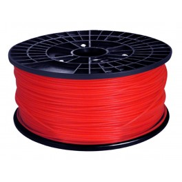 Filament PLA imprimante 3D  ROUGE 3mm