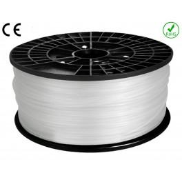 Filament ABS imprimante  3D  BLANC 1.75mm