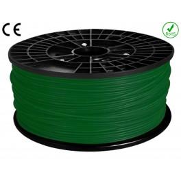 Filament ABS imprimante 3D  VERT FONCE 1.75mm