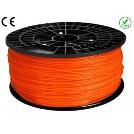 Filament ABS imprimante 3D  ORANGE1.75mm